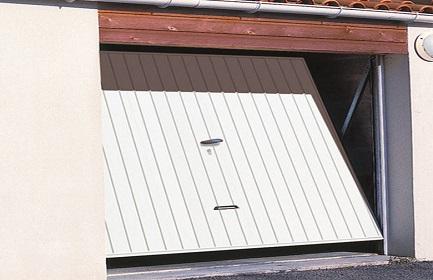 ouvrir un garage finest le moteur est fix au plafond luintrieur du garage il tire ou pousse la. Black Bedroom Furniture Sets. Home Design Ideas